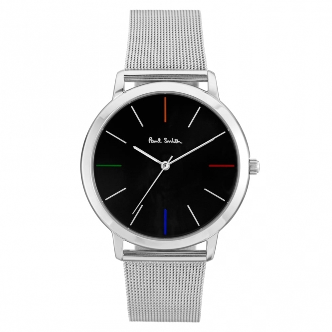 Ma 3 hand 41mm stainless steel quartz watch