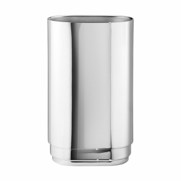 Manhattan Stainless Steel Large Vase