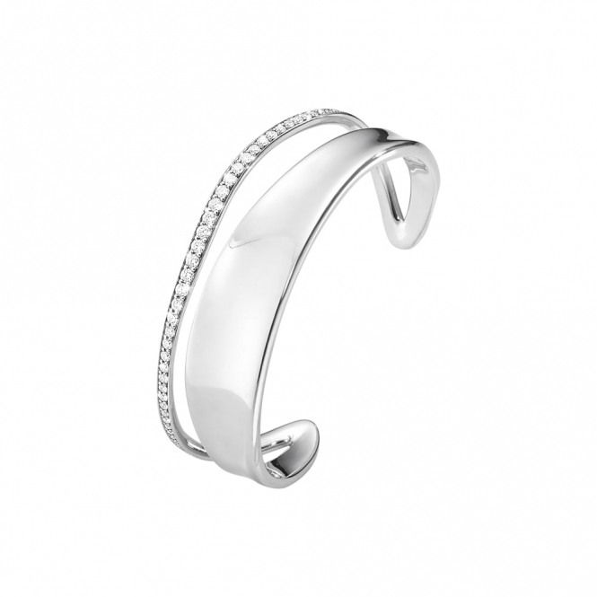 Marcia Diamond Bangle