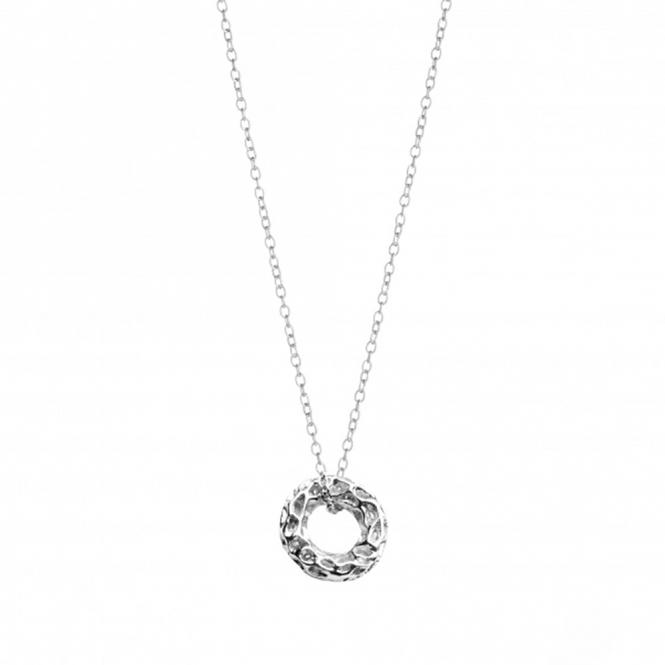 Mini Allegro Silver Pendant