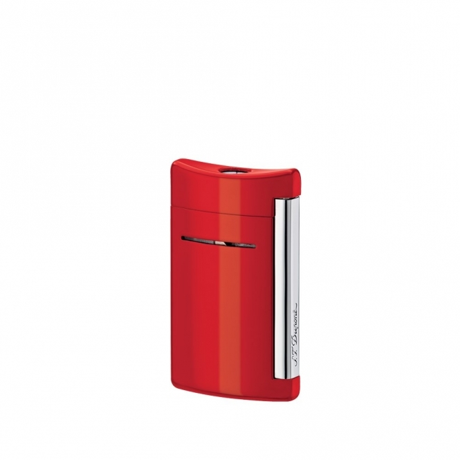Minijet Jet Flame Lighter in Fiery Red