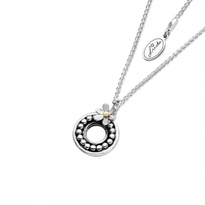 Moondance Necklace with Flower