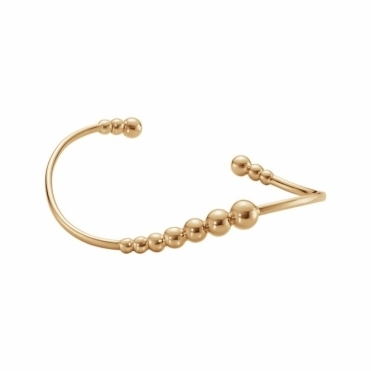 Moonlight Grapes 18ct Rose Gold 1551B Bangle