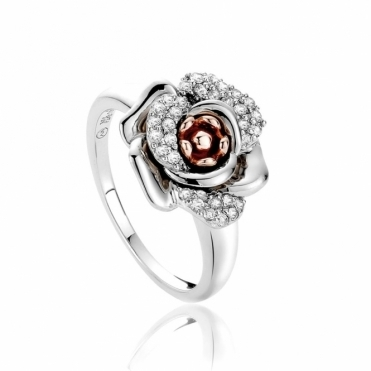 Moonlight Rose Ring