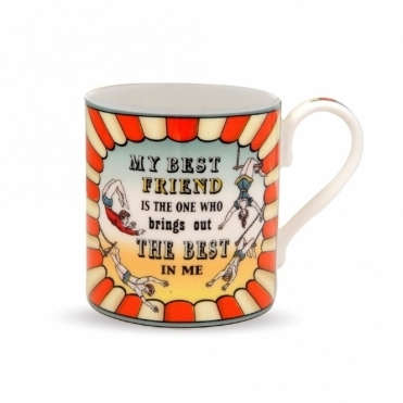 My Best Friend Fine Bone China Mug