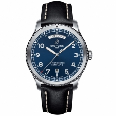 Navitimer 8 Automatic Day & Date Chonometer 41mm