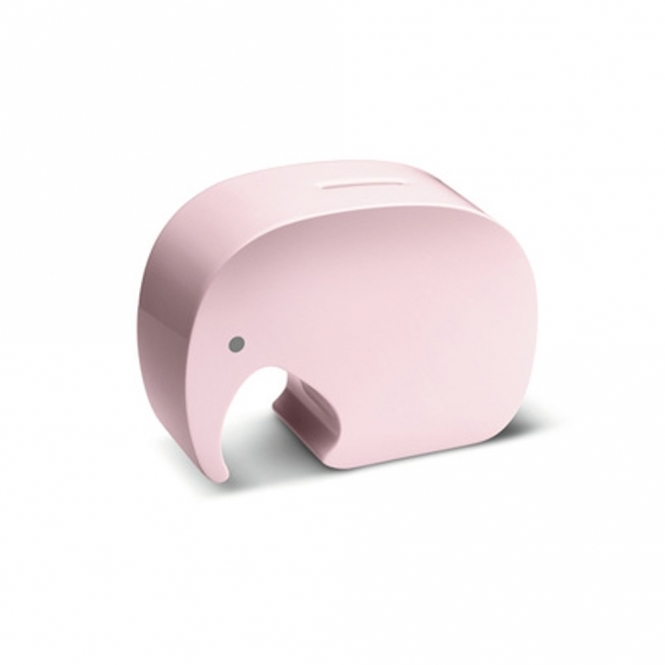 Siste Pink Moneyphant Moneybox | Georg Jensen QW-97