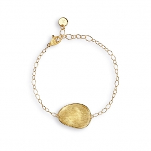 18ct Yellow Gold Lunaria Bracelet