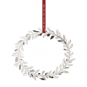 2016 Christmas Palladium Magnolia Wall Wreath Decoration