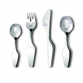 Alfredo Twist Family Cutlery Set