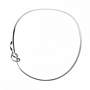 Forget-Me-Knot Neck Ring