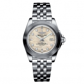 Galactic 32 Sleek T Ladies Quartz Watch with Diamond Hours
