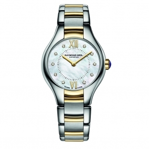 Ladies Noemia Bi-Colour Bracelet Watch
