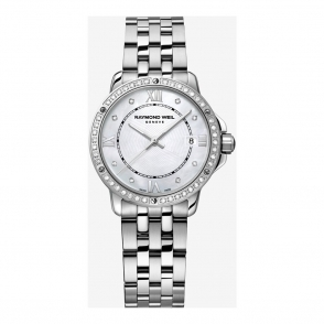 Ladies Tango Stainless Steel Diamond Bezel & Dial Watch