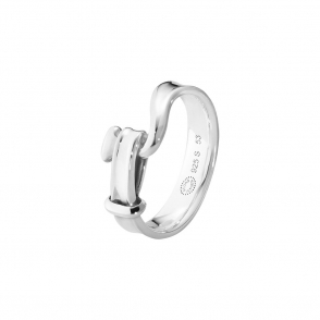 Sterling Silver Men's Torun Ring