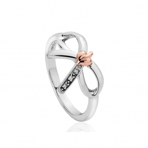 Tree of Life Bow Ring
