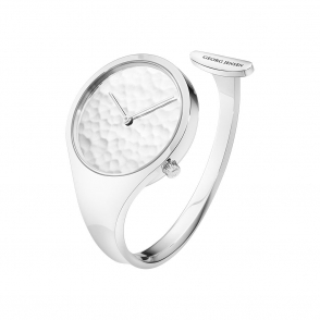 Vivianna 34mm Hammered Silver Dial Limited Edition Watch