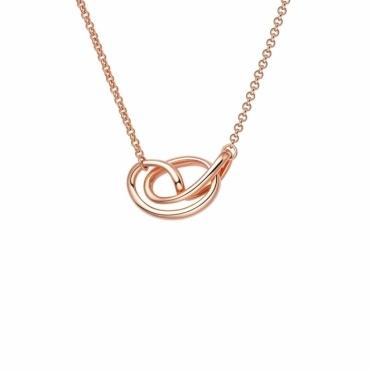 Rose Gold Vermeil Serenity Pendant