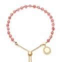 Rose Quartzite Kula Bracelet