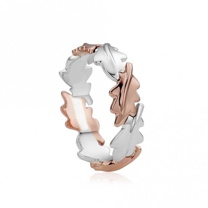 Royal Clogau Oak Ring