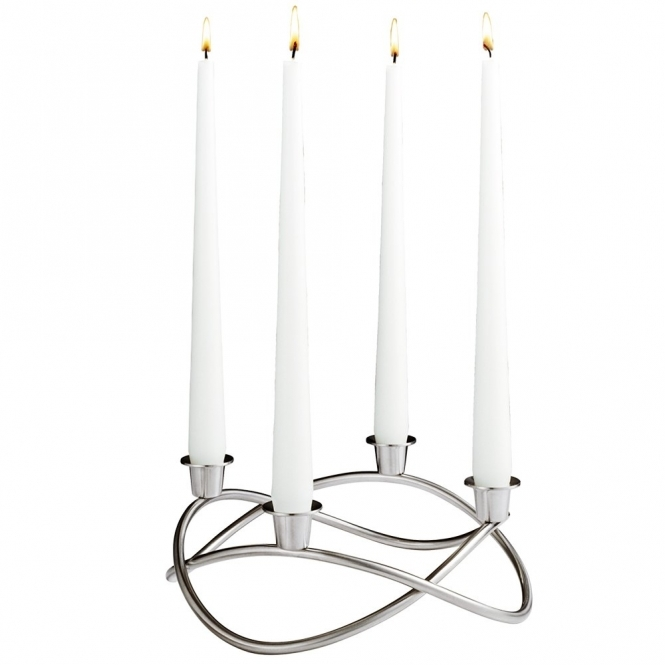 Season Candleholder - Matte Finish