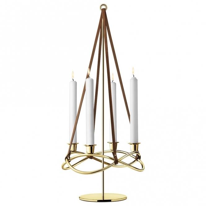 Season Gold Candleholder Extension