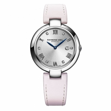 "Shine ""Repetto"" Quartz Ladies Watch with interchangeable bracelet and 2 straps"