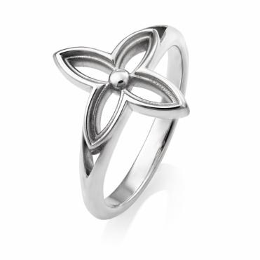 Silver Alban Arcadia Ring