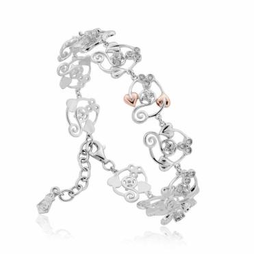 Silver Origin Bracelet