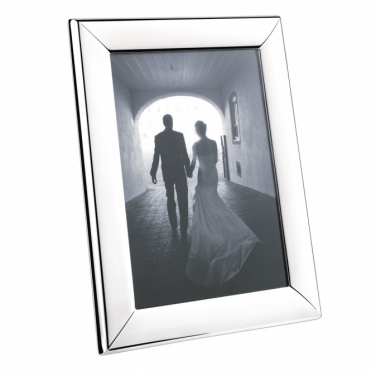 Stainless Steel Modern Photo Frame 13 x 18cm