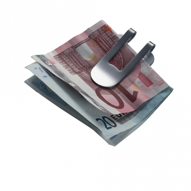 Stainless Steel Money Clip 5071