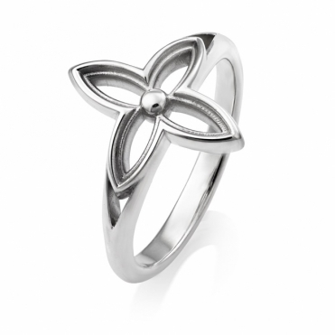 Sterling Silver 'Arcadia' Ring