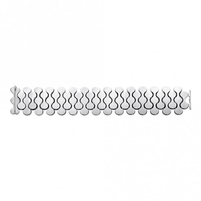 Sterling Silver Archive Bracelet