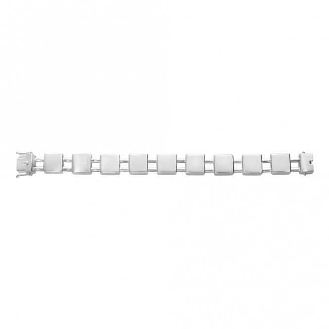 Sterling Silver Aria Bracelet