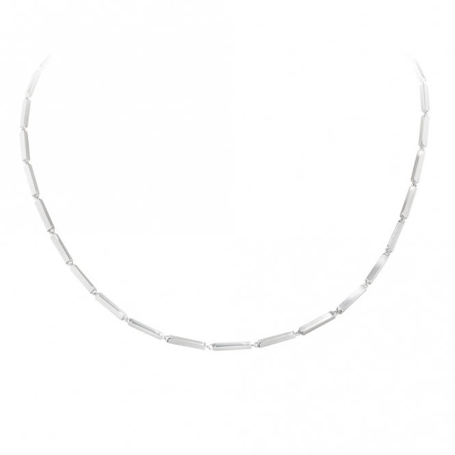 Sterling Silver Aria Necklace