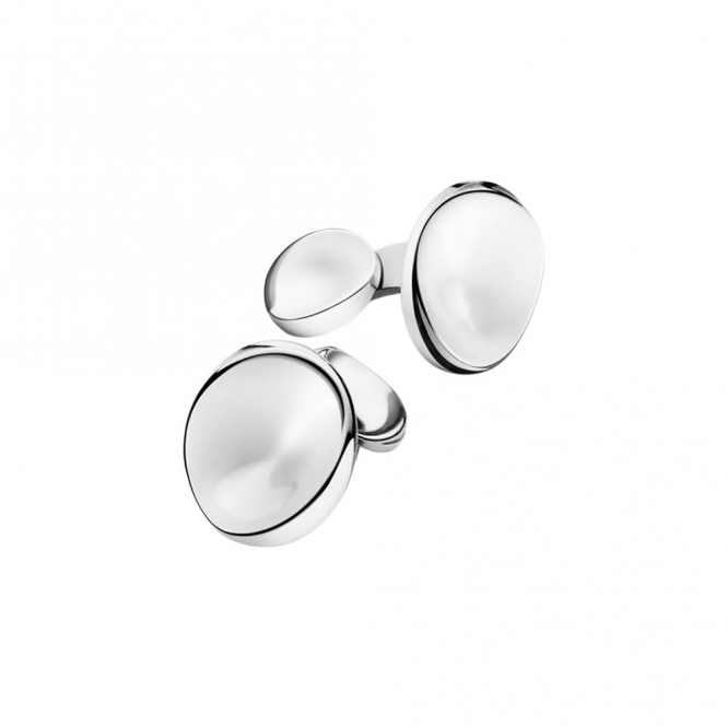 Sterling Silver Classic 74C Cufflinks