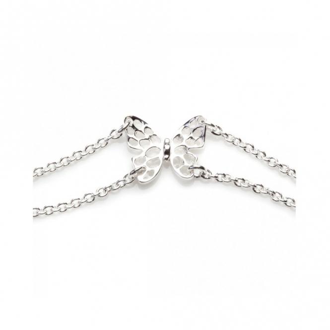 Sterling Silver Flutterby Bracelet