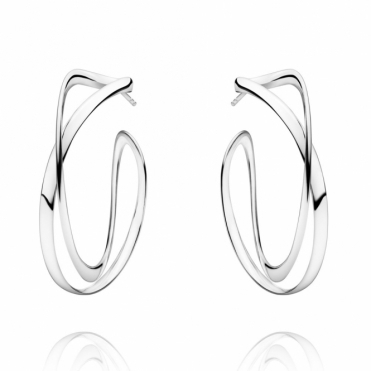 d2e5b1524 Hoop Earrings Georg Jensen Jewellery