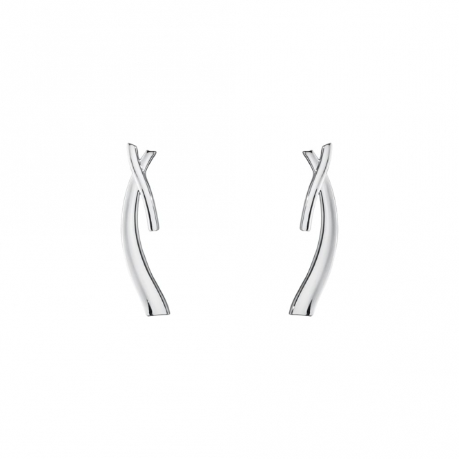 Sterling Silver Marcia Drop Earrings