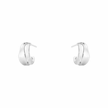 Sterling Silver Marcia Stud Earrings 618B