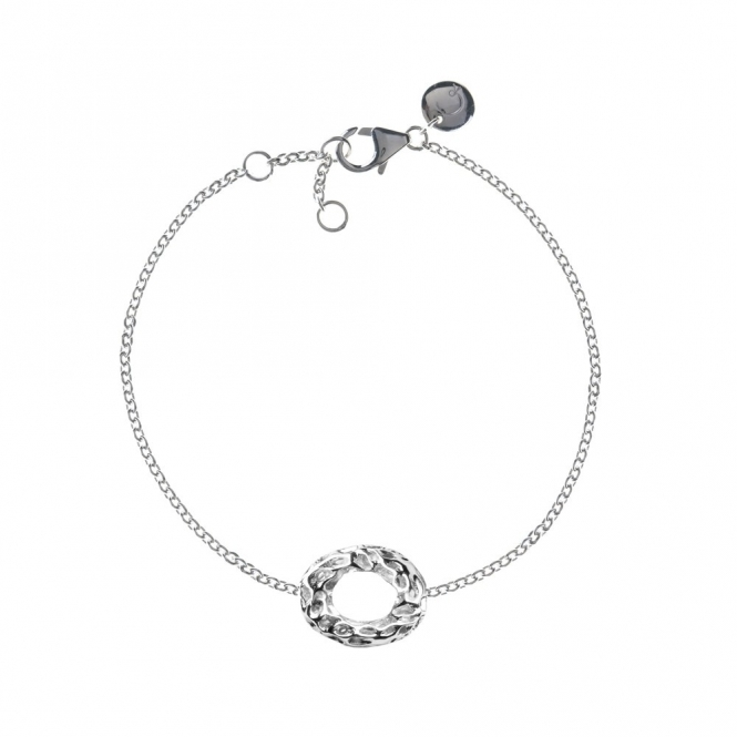 Sterling Silver Memento Single Mini Allegro Bracelet