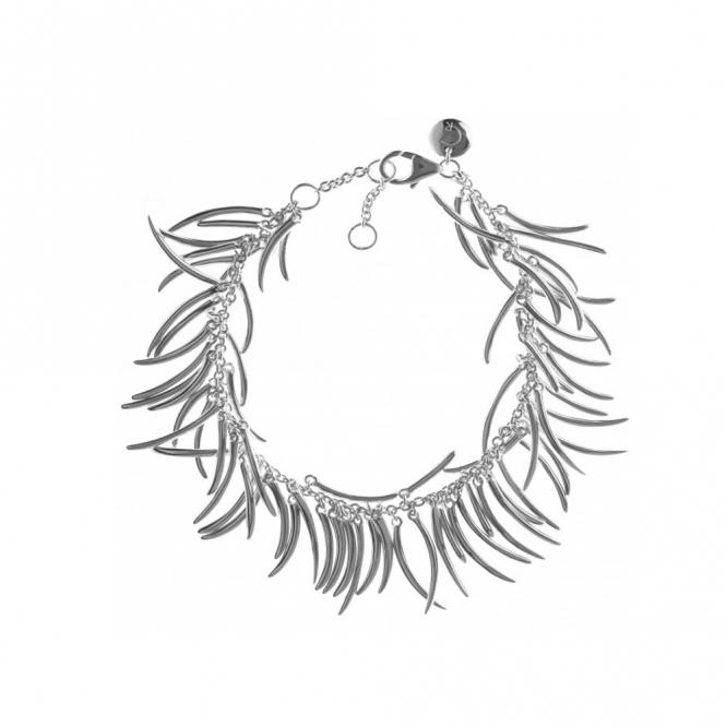 Sterling Silver Molto Bracelet