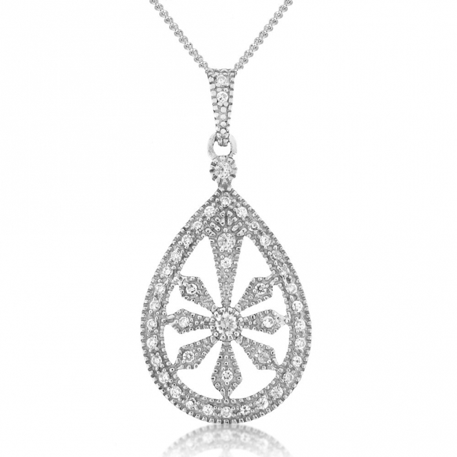 Sterling Silver Royal Majesty Pendant