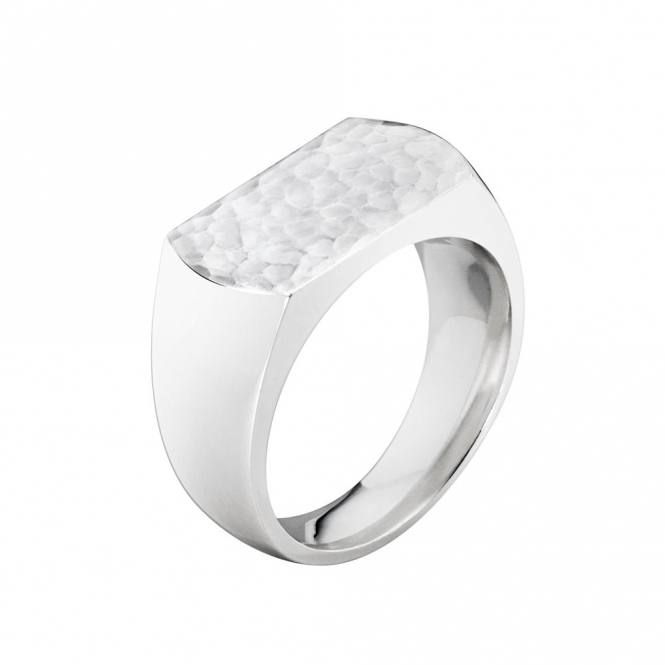 Sterling Silver Smithy Ring