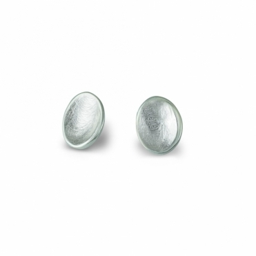 Sterling Silver Touch Stud Earrings