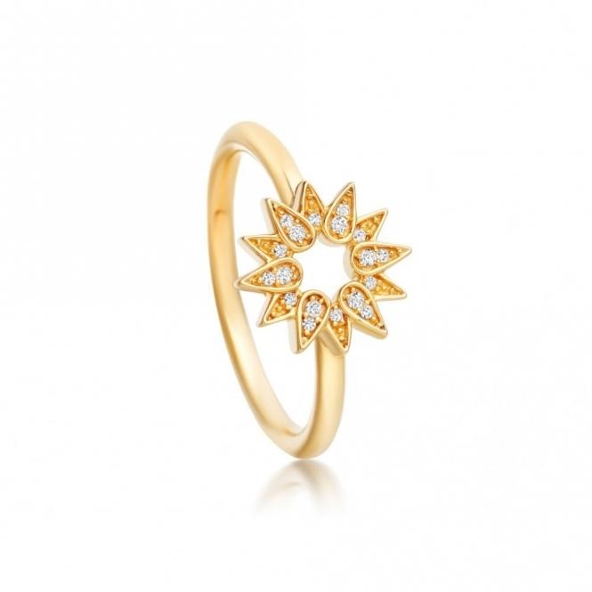Sun Biography Ring