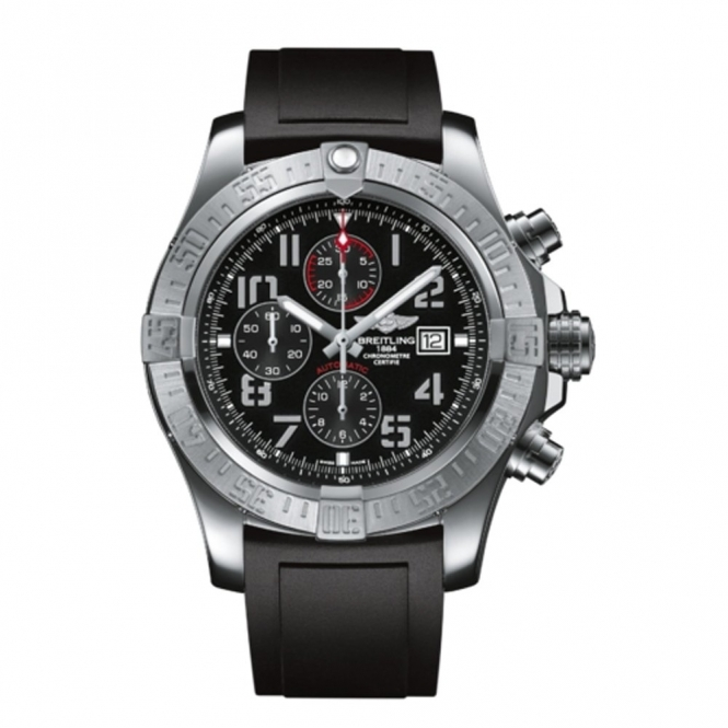 Super Avenger II automatic chronograph 48mm with aviation numerals