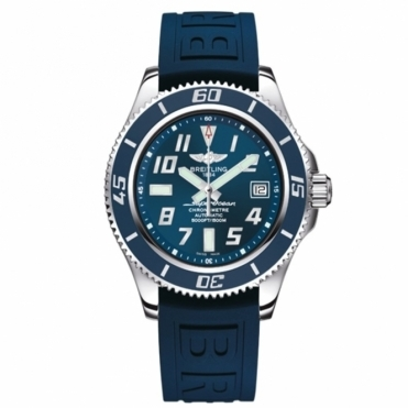 Superocean 42 Limited Edition Mariner Blue automatic chromometer