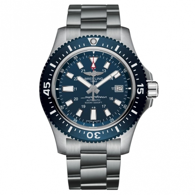 Superocean 44 Special Automatic Chronometer Blue
