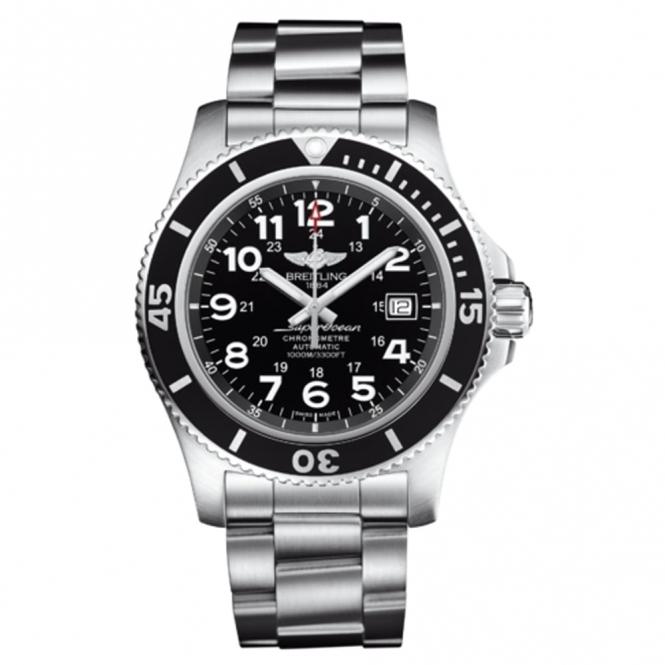 Superocean II 44mm chronometer